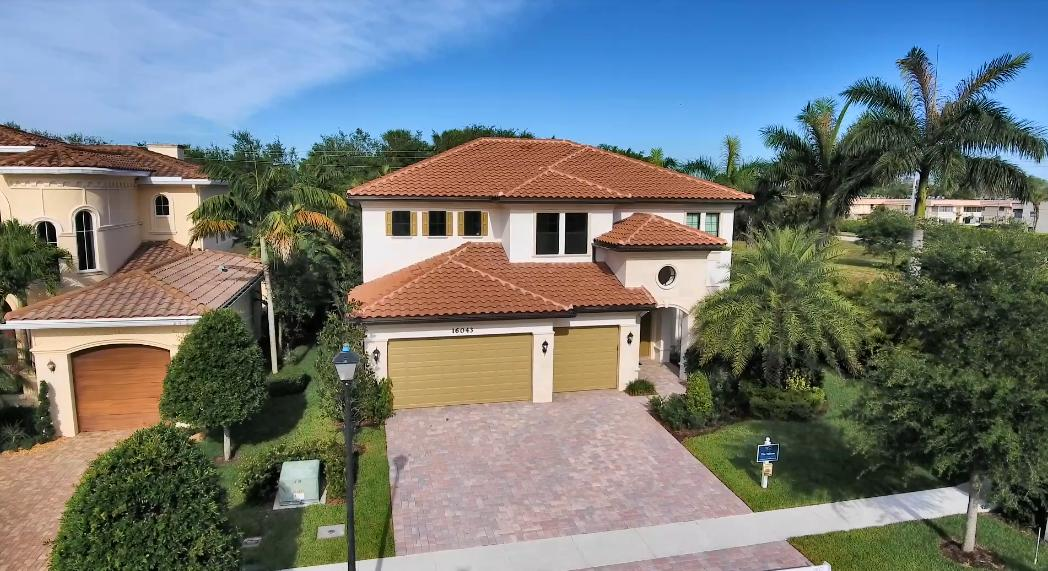 Home for sale in Estates At Tuscany Delray Beach Florida