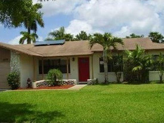 Home for sale in FLAMINGO GARDENS-JACARANDA SEC Cooper City Florida