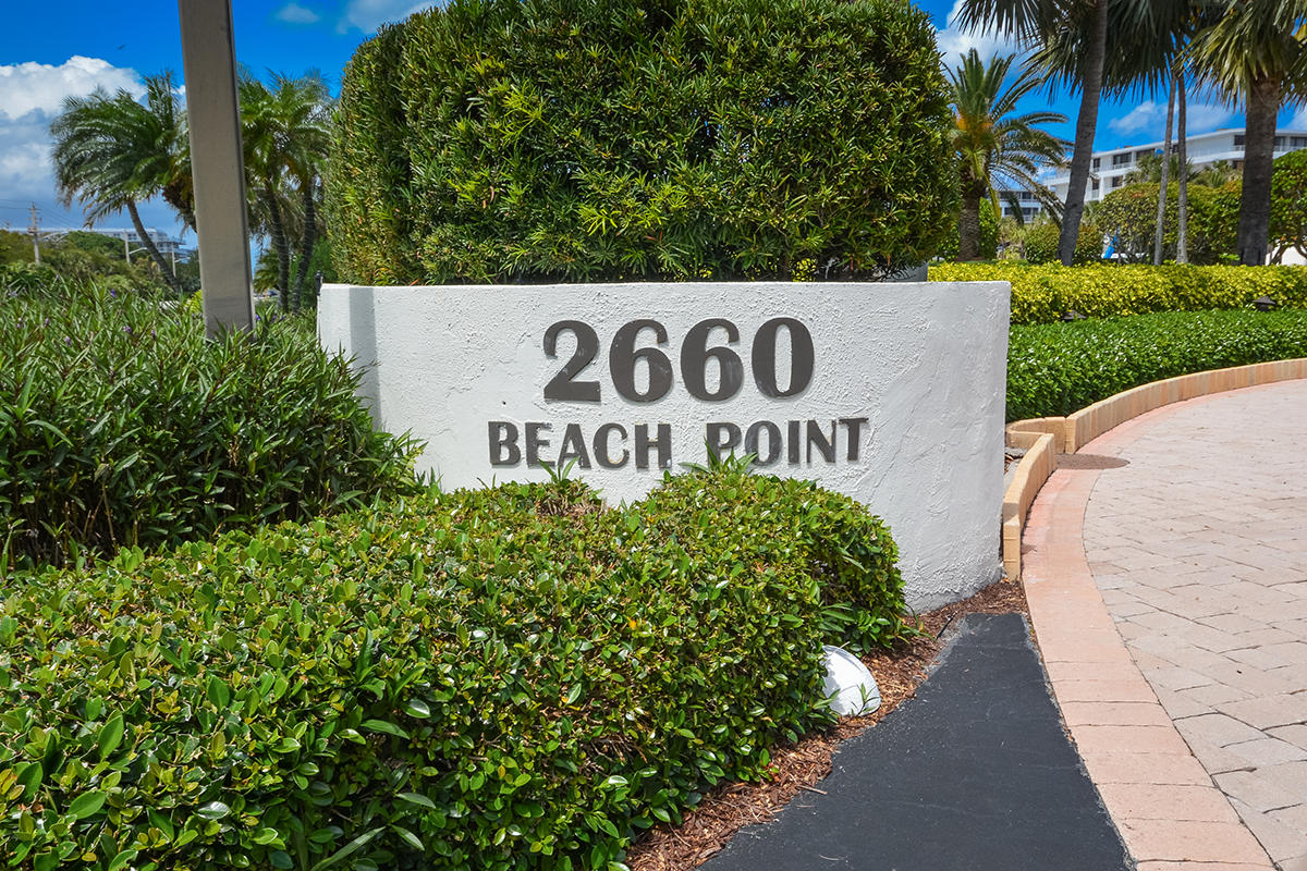 BEACH POINT PROPERTY