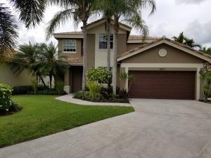 Single Family Home for Rent at Quail Meadow, 8347 Quail Meadow Way West Palm Beach, Florida 33412 United States