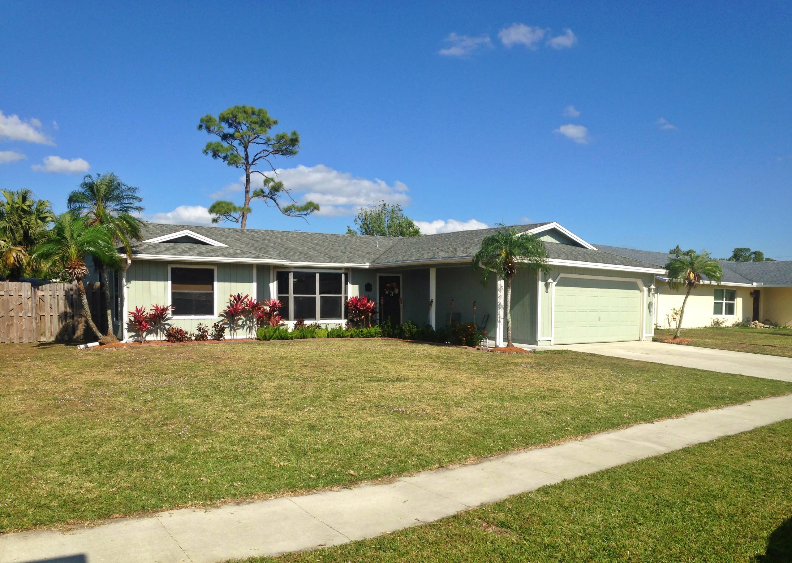 419 Las Palmas Street Royal Palm Beach, FL 33411