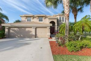 Single Family Home for Sale at 2258 Ridgewood Court Royal Palm Beach, Florida 33411 United States