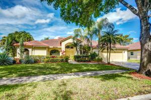 Single Family Home for Sale at 10608 Avenida Santa Ana Boca Raton, Florida 33498 United States
