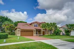 Single Family Home for Sale at 18636 Cape Sable Drive Boca Raton, Florida 33498 United States