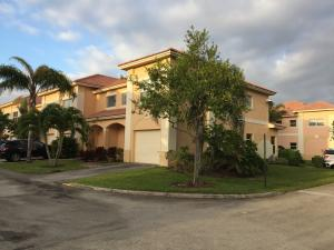Townhouse for Rent at 825 Talia Circle Palm Springs, Florida 33461 United States