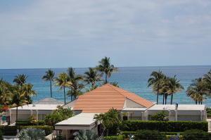 Condominium for Sale at 3400 S Ocean Boulevard Highland Beach, Florida 33487 United States