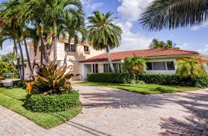 Single Family Home for Sale at 1130 Bimini Lane Riviera Beach, Florida 33404 United States