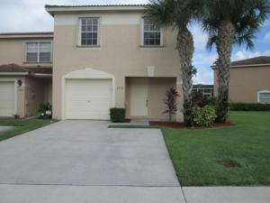 Townhouse for Rent at RIVERMILL, 6874 Willow Creek Run 6874 Willow Creek Run Lake Worth, Florida 33463 United States