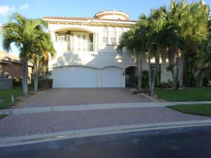 Single Family Home for Sale at 9851 Coronado Lake Drive Boynton Beach, Florida 33437 United States