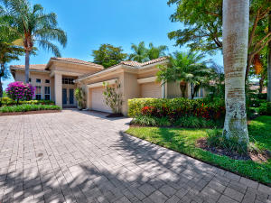 Single Family Home for Sale at 127 Orchid Cay Drive Palm Beach Gardens, Florida 33418 United States