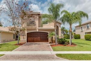 Maison unifamiliale pour l Vente à 11431 Majestic Acres Terrace 11431 Majestic Acres Terrace Boynton Beach, Florida 33473 États-Unis