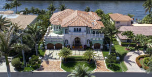 Maison unifamiliale pour l Vente à 4216 Intracoastal Drive 4216 Intracoastal Drive Highland Beach, Florida 33487 États-Unis