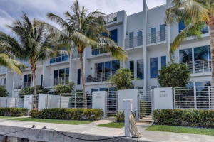 Townhouse for Rent at Aqua Lofts, 2743 Ne 1st Street 2743 Ne 1st Street Pompano Beach, Florida 33062 United States