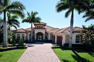Maison unifamiliale pour l Vente à 7280 Winding Bay Lane 7280 Winding Bay Lane West Palm Beach, Florida 33412 États-Unis