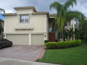 Casa Unifamiliar por un Venta en 2178 Bellcrest Circle Royal Palm Beach, Florida 33411 Estados Unidos