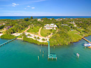 Single Family Home for Sale at 512 S Beach Road Hobe Sound, Florida 33455 United States