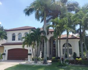 واحد منزل الأسرة للـ Sale في 21056 Bella Vista Circle 21056 Bella Vista Circle Boca Raton, Florida 33428 United States