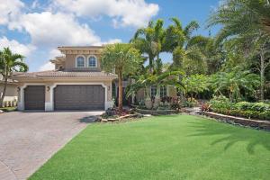 Maison unifamiliale pour l Vente à 8838 Wellington View Drive Royal Palm Beach, Florida 33411 États-Unis
