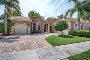 Single Family Home for Sale at 6299 Dorsay Court 6299 Dorsay Court Delray Beach, Florida 33484 United States