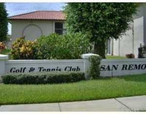 San Remo Golf & Tennis