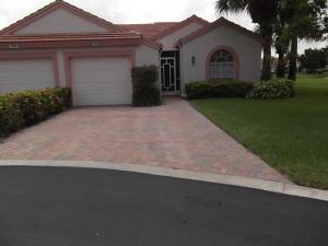 独户住宅 为 出租 在 Emerald Pointe, 7608 Red Ruby Drive 7608 Red Ruby Drive 德尔雷比奇海滩, 佛罗里达州 33446 美国
