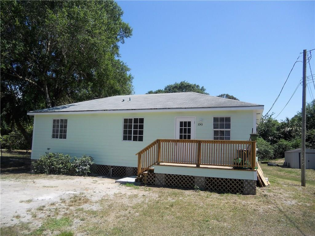 Home for sale in HALL, CARTER & JAMES SUB Fellsmere Florida