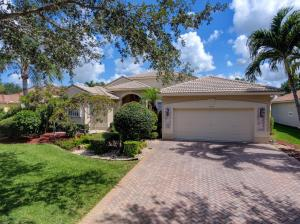 Single Family Home for Sale at 7774 Rinehart Drive Boynton Beach, Florida 33437 United States