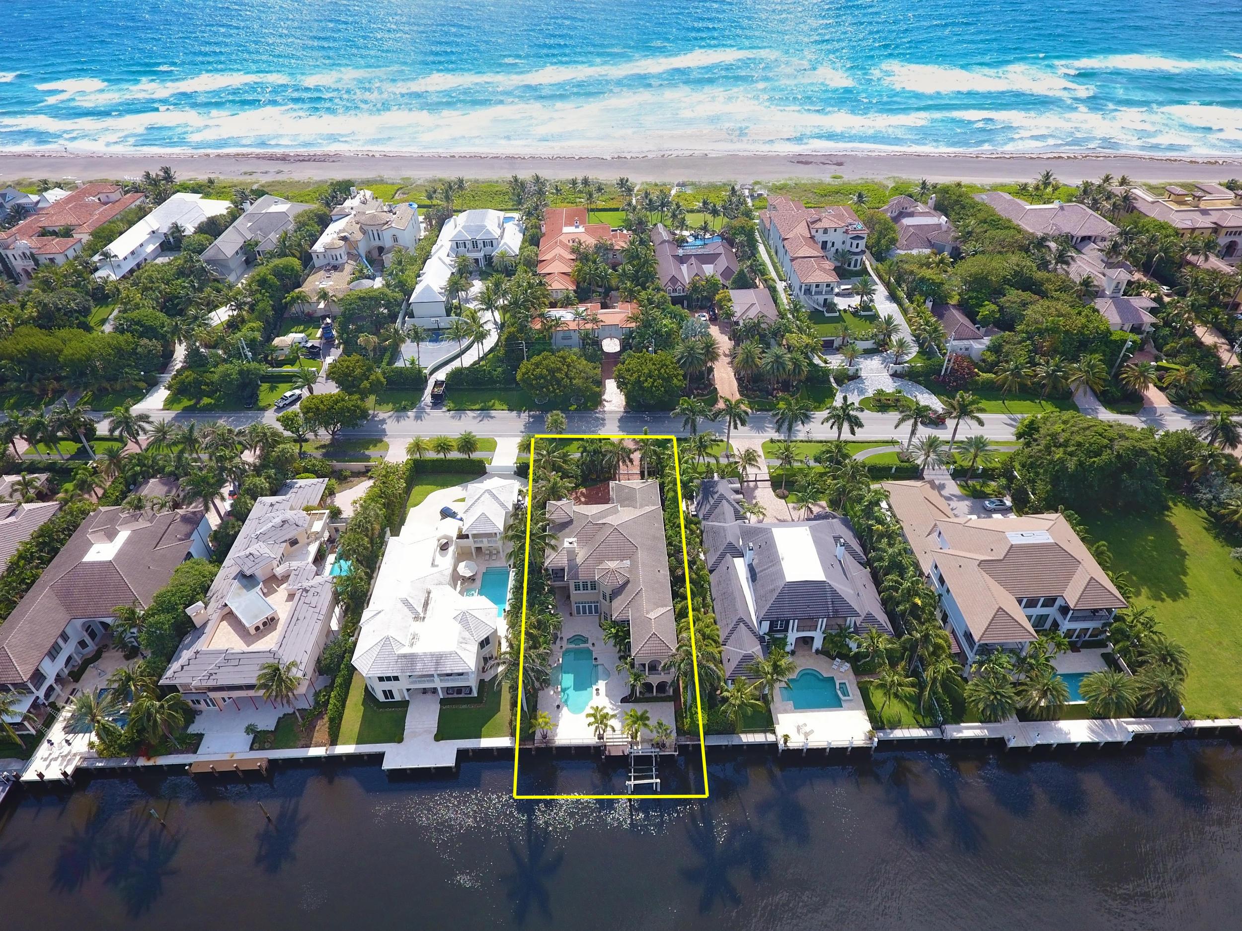 2362 S Ocean Boulevard Highland Beach, FL 33487 RX-10335409