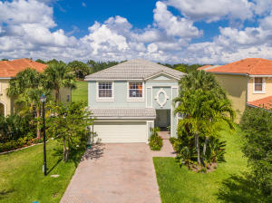 Single Family Home for Sale at 2735 Pienza Circle Royal Palm Beach, Florida 33411 United States