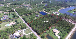 Land for Sale at 6401 Wild Orchid Trail 6401 Wild Orchid Trail Lake Worth, Florida 33449 United States
