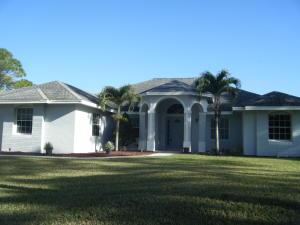 Maison unifamiliale pour l à louer à 16117 77th Lane Loxahatchee, Florida 33470 États-Unis