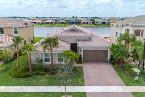Single Family Home for Sale at 2912 Bellarosa Circle Royal Palm Beach, Florida 33411 United States