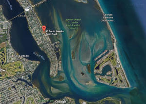 Land for Sale at 80 S Sewalls Point Road 80 S Sewalls Point Road Stuart, Florida 34996 United States