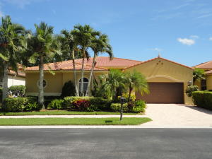 Single Family Home for Rent at 10773 Waterford Place 10773 Waterford Place West Palm Beach, Florida 33412 United States