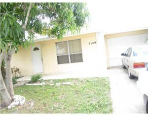 Casa Unifamiliar por un Alquiler en 6149 Wauconda Way 6149 Wauconda Way Lake Worth, Florida 33463 Estados Unidos