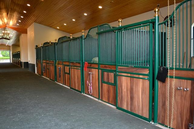 Loddon Stalls