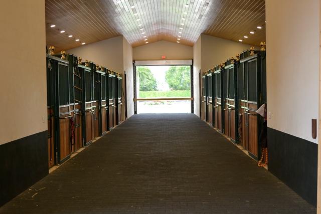 Wide corridors