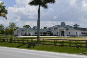 Located in Wellington's prestigious horse country! ''Eagle Tree Farm'' a 10 Acre Exquisite, sleek-clean line equestrian dream barn.  Efficient quarantine or income producing farm. Recently built in 2015 equipped with state of the art facilities in a paved road with city water.-36 (12x12) tv monitored stalls-5 grooms quarters-2 upstairs owner's apartments (3BR/2BA & 2BR/2BA)-Covered arena (90x220) (insulated & green lighted)-Outdoor arena (250x135)(GGT Footing)-Grass Ring-12 Paddocks-4 Tack Rooms-Veterinary station-Rider's lounge-Owner's office-Premium security features including storm shutters,impact windows,TV cameras in each stall, 150 KW generator,flood proof building.-Hot walker-Horse Treadmill.A truly First Class farm deserved by the best!!