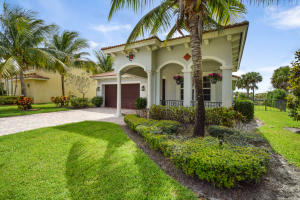 Single Family Home for Sale at 237 Porgee Rock Place 237 Porgee Rock Place Jupiter, Florida 33458 United States