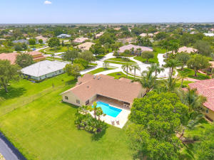 Single Family Home for Sale at 15510 Rolling Meadows Circle Wellington, Florida 33414 United States