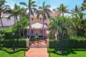 Casa Unifamiliar por un Venta en 2362 S Ocean Boulevard 2362 S Ocean Boulevard Highland Beach, Florida 33487 Estados Unidos