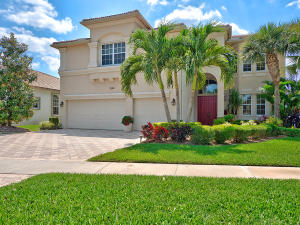 Casa Unifamiliar por un Venta en 2144 Bellcrest Circle Royal Palm Beach, Florida 33411 Estados Unidos