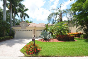 Single Family Home for Sale at 16167 Via Monteverde Drive Delray Beach, Florida 33446 United States
