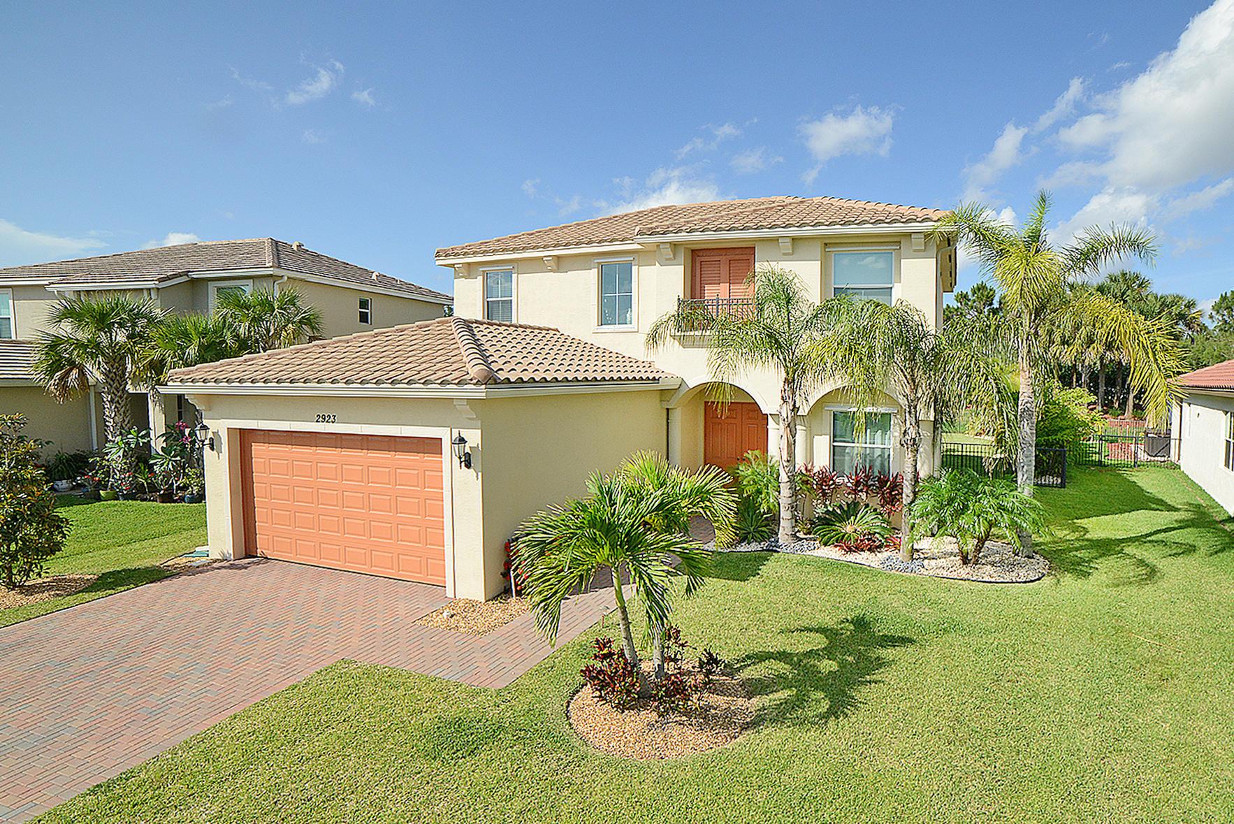 2923 Bellarosa Circle Royal Palm Beach, FL 33411