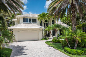 Single Family Home for Sale at 120 Dolphin Road Boynton Beach, Florida 33435 United States