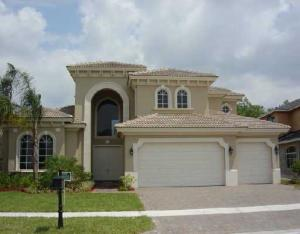 واحد منزل الأسرة للـ Sale في 8729 Wellington View Drive 8729 Wellington View Drive West Palm Beach, Florida 33411 United States