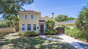 Single Family Home for Sale at 308 Monroe Drive 308 Monroe Drive West Palm Beach, Florida 33405 United States