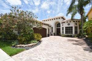 Single Family Home for Sale at 6241 N Via Venetia Delray Beach, Florida 33484 United States