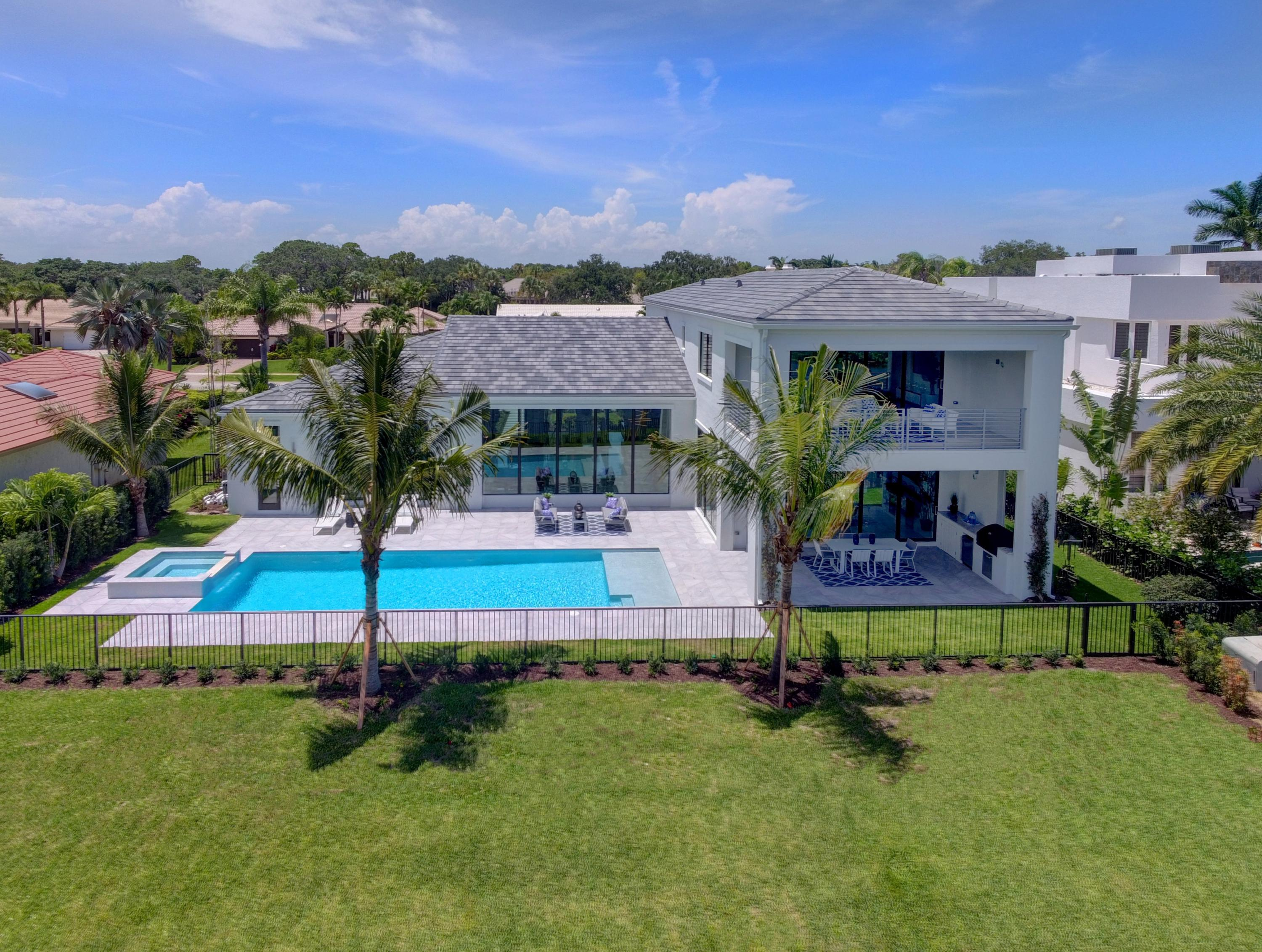 Home for sale in Delaire Country Club Delray Beach Florida