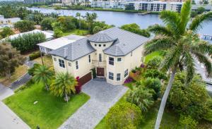 Single Family Home for Rent at 1002 N Atlantic Drive 1002 N Atlantic Drive Lantana, Florida 33462 United States